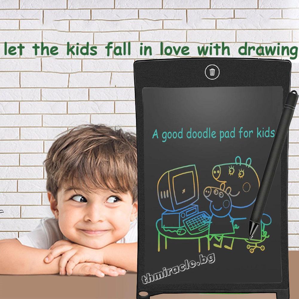 Таблет за писане и рисуване LCD MAGIC 12″