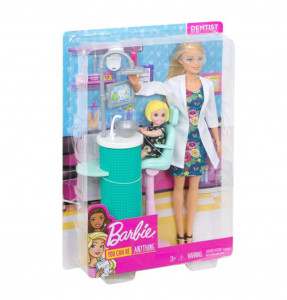 Barbie Kукла Зъболекар - код 401-006