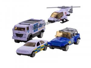 Полицейски превозни средства- 4 бр. код 402-001
