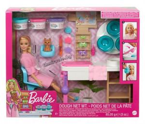 Barbie Kукла Спа- маска за лице код 401-011