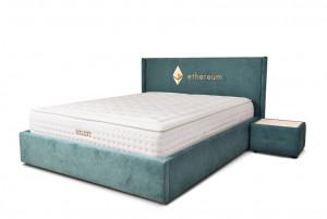 Тапицирано легло ETHEREUM